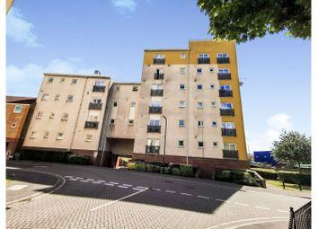 Thumbnail 2 bed flat for sale in Carpathia Drive, Chapel, Southampton