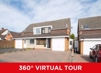 Thumbnail 3 bed semi-detached house for sale in Summit Gardens, Halesowen
