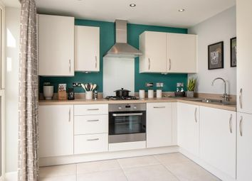"""Thumbnail 2 bed semi-detached house for sale in """"Roseberry"""" at Godwell Lane, Ivybridge"""
