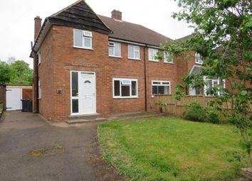 Thumbnail 3 bed semi-detached house to rent in Roughley Drive, Sutton Coldfield