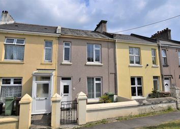 Thumbnail 2 bed terraced house for sale in Wembury Road, Plymstock, Plymouth