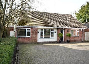 Thumbnail 5 bed bungalow for sale in Grantham Road, Bracebridge Heath, Lincoln, Lincolnshire