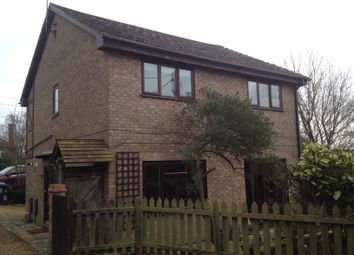Thumbnail 4 bedroom detached house for sale in Herne Road, Ramsey St Mary's, Huntingdon