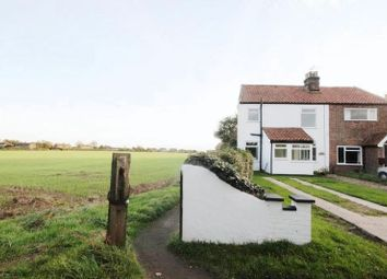 Thumbnail 2 bedroom terraced house for sale in Witton Green, Reedham, Norfolk