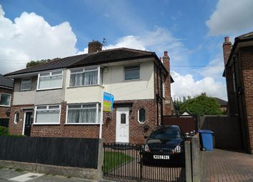 Thumbnail 3 bed semi-detached house for sale in Marldon Road, West Derby, Liverpool