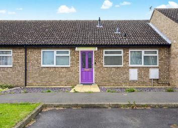 Thumbnail 2 bed terraced bungalow for sale in Croft Park Road, Littleport, Ely
