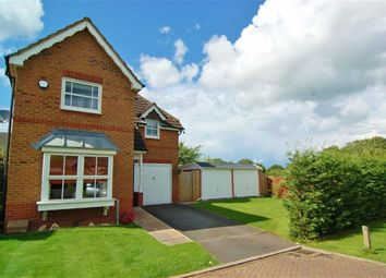 Thumbnail 4 bed detached house for sale in Oakworth Close, Congleton
