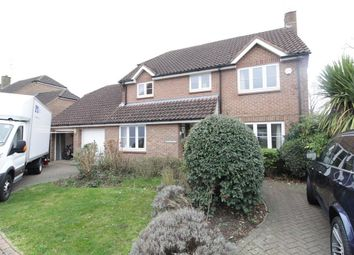 Thumbnail 4 bed detached house to rent in Buckthorn Close, Wokingham