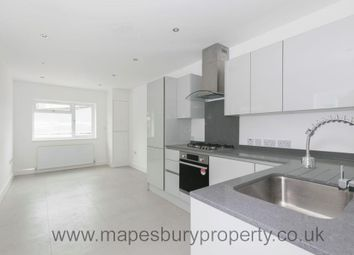 Thumbnail 3 bed flat for sale in Herbert Road, West Hendon