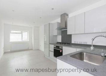 Thumbnail 3 bedroom flat for sale in Herbert Road, West Hendon