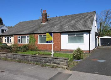 Thumbnail 2 bed semi-detached bungalow for sale in Stratford Drive, Fulwood, Preston