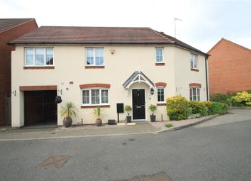 Thumbnail 4 bed detached house for sale in Paddock Way, Hinckley