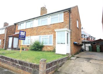 Thumbnail 2 bed end terrace house for sale in Forge Road, Sittingbourne, Kent
