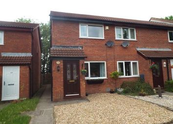 Thumbnail 2 bed terraced house for sale in Haighton Court, Fulwood, Preston, Lancashire