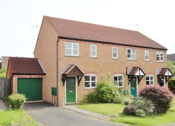 Thumbnail 2 bed end terrace house to rent in Oakland Close, Upton Upon Severn, Worcestershire