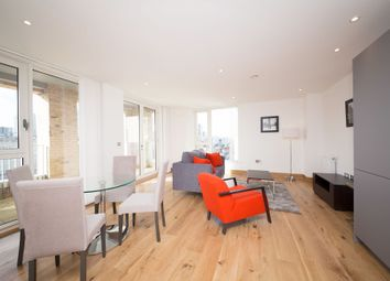 Thumbnail 2 bed flat to rent in Fusion Court, 51 Sclater Street, London