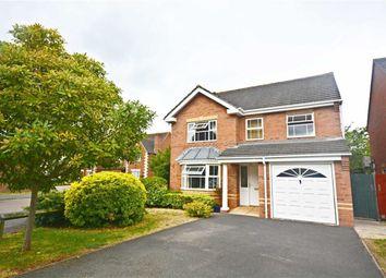 Thumbnail 4 bed detached house for sale in Braeburn Close, Longlevens, Gloucester