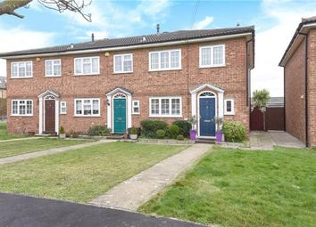 Thumbnail 3 bed end terrace house for sale in Wentworth Close, Ashford, Surrey