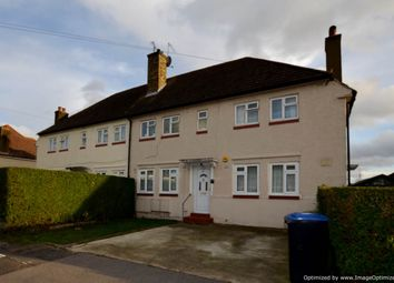 Thumbnail 2 bedroom maisonette for sale in Highmead Crescent, Wembley