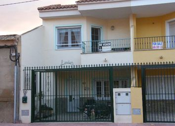 Thumbnail 3 bed town house for sale in Main Street, Daya Nueva, Alicante, Valencia, Spain