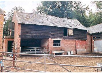 Thumbnail Barn conversion for sale in Mount Farm, Llanfair Caereinion, Welshpool