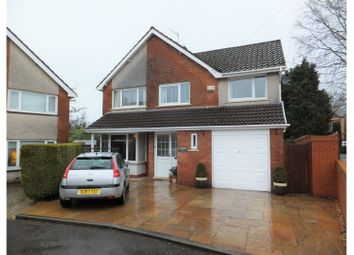 Thumbnail 4 bed detached house for sale in Glendale, Bryncoch, Neath