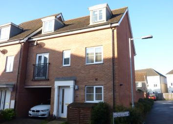 Thumbnail 4 bed property for sale in Magnolia Way, Costessey, Norwich
