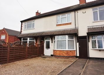 Thumbnail 3 bed terraced house for sale in Melton Road, Syston