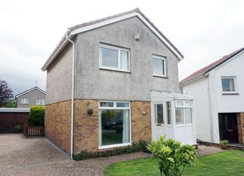 Thumbnail 3 bed detached house for sale in Moffat Gardens, Gardenhall, East Kilbride