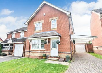 Thumbnail 4 bed detached house for sale in Grayling Road, Pinewood, Ipswich, Suffolk