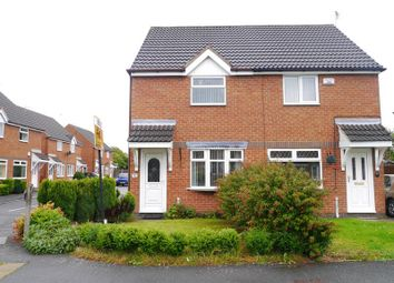 Thumbnail 2 bed semi-detached house to rent in Kirk Close, Ripley