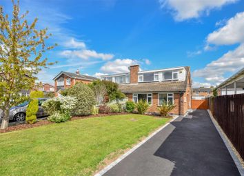Thumbnail 3 bed property for sale in Dulverton Close, Loughborough