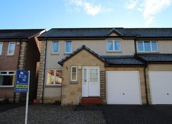 Thumbnail 3 bed end terrace house for sale in 10 Madderfield Mews, Linlithgow