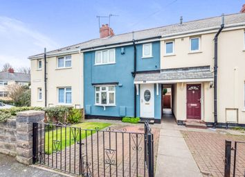 Thumbnail 3 bedroom terraced house for sale in Brook Road, Willenhall