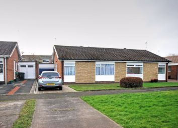 Thumbnail 2 bed semi-detached bungalow for sale in Thorn Close, Wideopen, Newcastle Upon Tyne