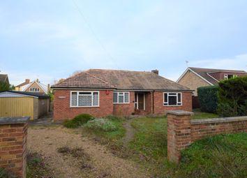 Thumbnail 3 bed detached bungalow for sale in Little Vigo, Yateley