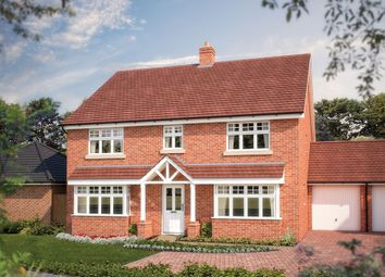 "Thumbnail 5 bed detached house for sale in ""The Winchester"" at Park Road, Hellingly, Hailsham"