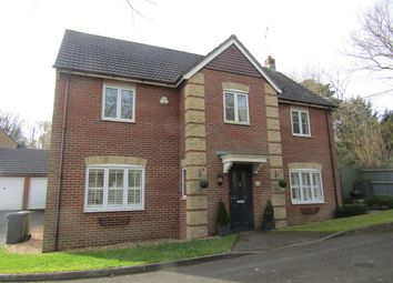 Thumbnail 4 bedroom detached house for sale in Mollison Rise, Whiteley, Fareham