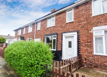 Thumbnail 3 bedroom terraced house for sale in Castleton Road, Stockton-On-Tees