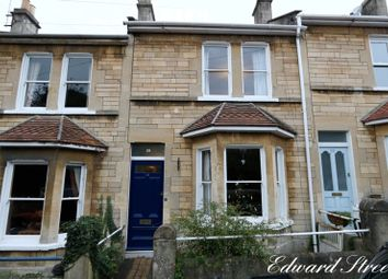 Thumbnail 2 bed terraced house to rent in Edward Street, Lower Weston, Bath