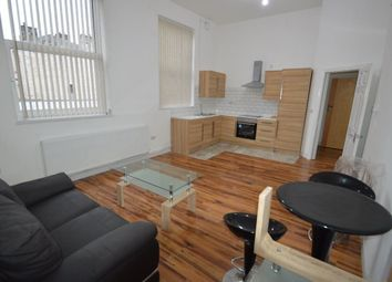 Thumbnail 1 bed flat to rent in Walmersley Road, Bury
