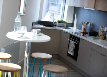 Thumbnail 4 bed flat to rent in St James' View, St James Street, Newcastle Upon Tyne
