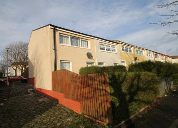 Thumbnail 3 bedroom end terrace house for sale in Inishail Road, Glasgow