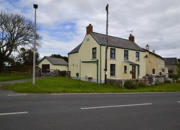 Thumbnail 4 bed detached house for sale in Lydstep, Tenby