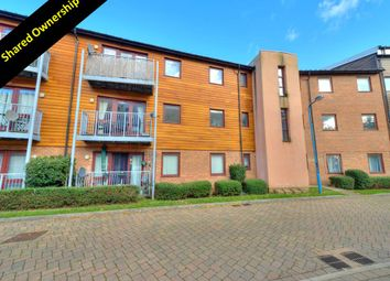 Thumbnail 2 bedroom flat for sale in 37 Staverton Grove Broughton, Milton Keynes