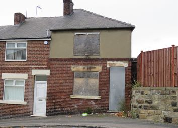 Thumbnail 2 bed end terrace house for sale in Orchard Street, Goldthorpe, Rotherham
