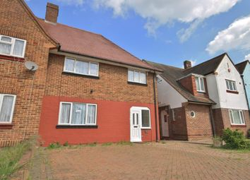 Thumbnail End terrace house to rent in Shelson Avenue, Feltham, Middlesex