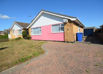 Thumbnail 3 bed detached bungalow for sale in The Fairway, Lowestoft