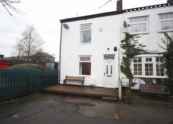 Thumbnail 2 bedroom end terrace house for sale in Stevenson Street, Walkden, Manchester