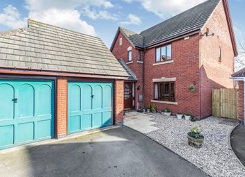 Thumbnail 4 bed detached house for sale in Hever Avenue, Berkeley Hunderton, Worcester
